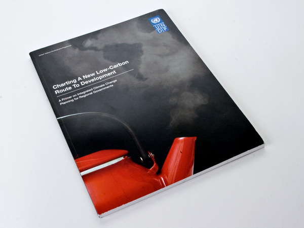 Booklet Design – UNDP